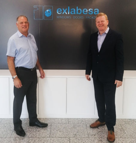 """Time to get back into aluminium,"" says exlabesa's new Business Development Manager"