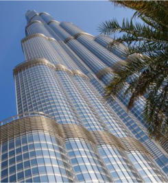 Technical Challenges of Glass for Megatall Buildings