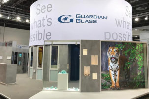 Guardian Glass to share its vision of the future at BAU 2019