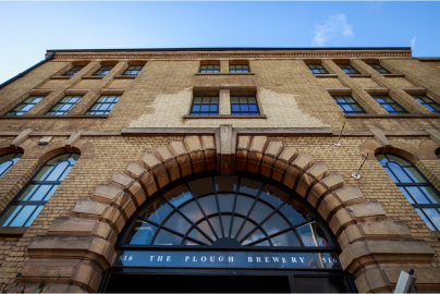 Steel windows in fashion for Clapham brewery building renovation