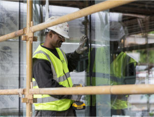 CMS Window Systems shortlisted for top construction industry award