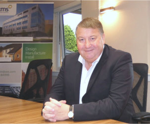CMS Enviro Systems Ltd(CMS Window Systems) - CMS Window Systems strengthens board with new Chairman appointment