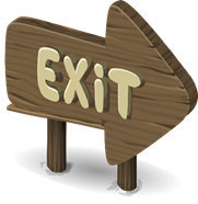 Which Way To The Exit?
