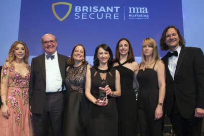 MRA Marketing and Brisant win CIM Marketing Excellence Award