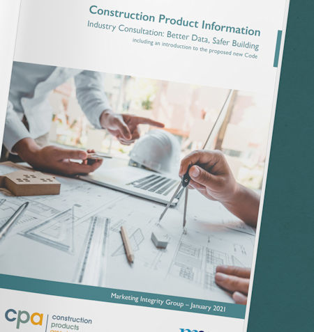 Better Data, Safer Building: CPA launches consultation on new Product Information Code