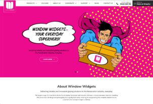 Window Widgets go pink online