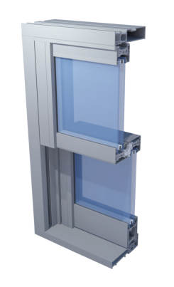 CDW Systems expands top product range with Smarts VS 600 vertical sliding window