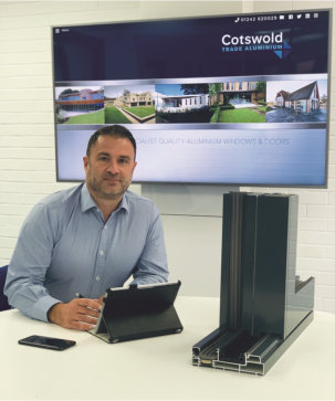 Capture new markets with Cotswold Trade Aluminium