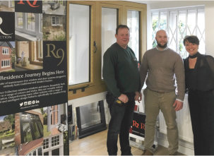Six month success for Harpenden's residence