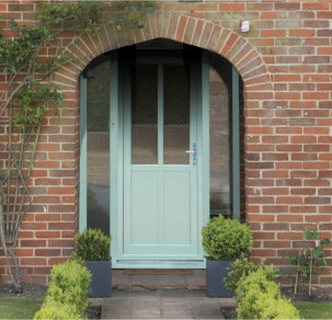Residence is backing panel door performance
