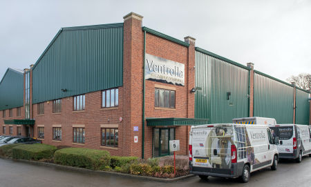 Ventrolla the market-leading sash window company joins growing property experts RFM Group