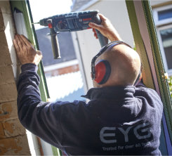 EYG invests to enhance customer experience on back of record year for home improvement sales