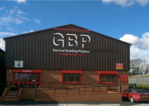 General Building Plastics builds sales with Freefoam colour