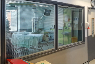 Case Study on Glan Clwyd Hospital's £70m refurbishment project