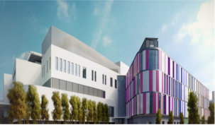 Case Study on the new Royal Hospital for Sick Children in Edinburgh