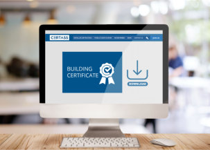 Certass Goes Digital with Building Certificates