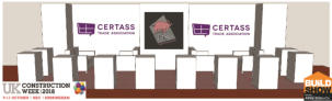 Sign-up to Certass TA at The Build Show