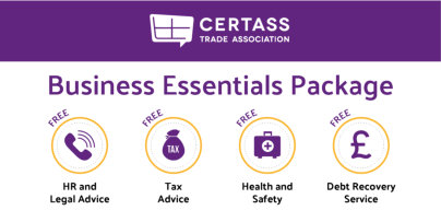 Certass TA Launches New 'Business Essentials' Benefits