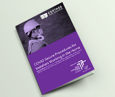 Certass Trade Association Launches COVID Secure Procedures for Installers