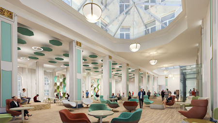 Cutting-edge skylights help give landmark Liverpool building a new lease of life
