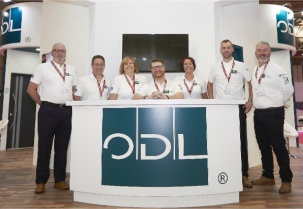 ODL Europe celebrates a successful FIT Show
