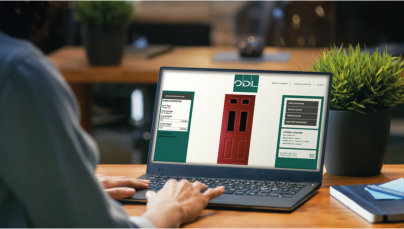 ODL Europe launch their new online door portal
