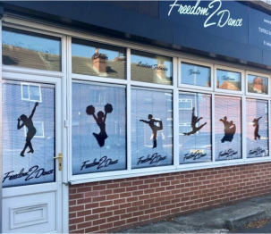Morley helps dance studio find its feet