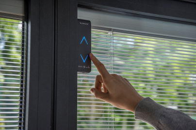 Solar controlled blinds are the smart option