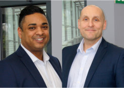 Two new Regional Sales Managers for VBH