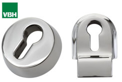 New fully suited cylinder pulls and escutcheons from greenteQ