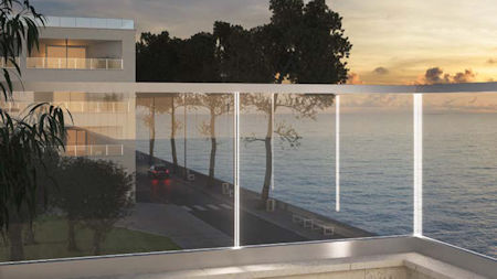 SWISSPACER adds La Defender Pico balustrade to its range of premium solutions for glass