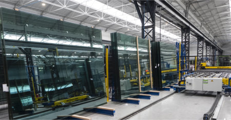 Hegla, Glaston and Bystronic Glass set new industry standards at Regency Glass