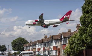 Incarnation impresses Heathrow Airport's closest neighbour