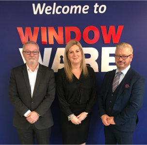 PVCu giant KÖMMERLING appoints Window Ware as approved hardware distribution partner