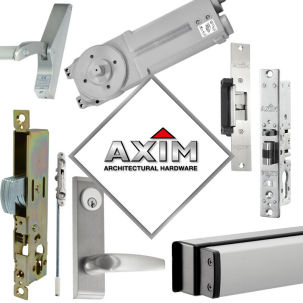 Window Ware welcomes Axim aluminium door hardware