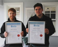 Bereco joins Bluesky Certification Schemes
