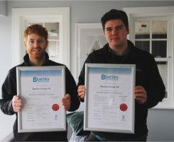 Bereco joins Bluesky Certification Schemes