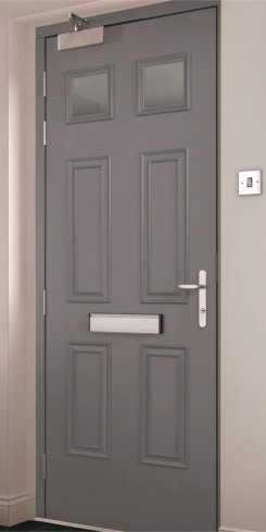 Aperture Launches Warden Fire Doors