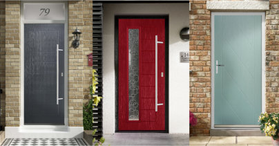 New for 2019: Astraseal launches highly-anticipated range of contemporary composite doors