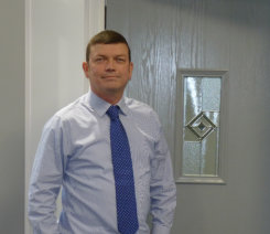 Winkhaus UK promotes Mike Rushen to Sales Director