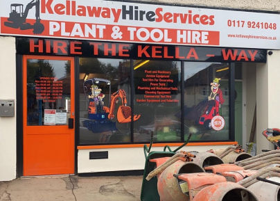 Fentrade Aluminium - Fentrade delivers on colourful tool hire project