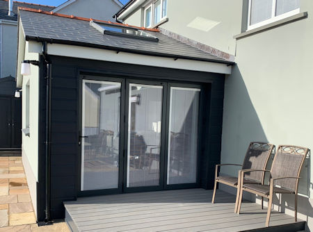 Securing more aluminium bifold door sales with Fentrade