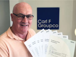 Carl F Groupco Leaders Complete Management Course