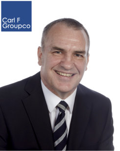 Carl F Groupco Limited - John King Appointed to Carl F Groupco Board