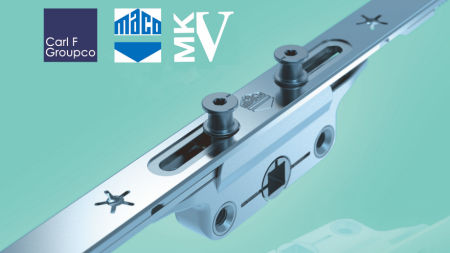 New MACO MKV Shootbolt  Supplied by Carl F Groupco