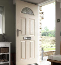 Next Generation composite doors now available from Sidey