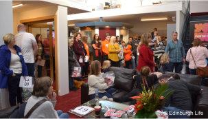 Sidey opens a fabulous new showroom in Edinburgh