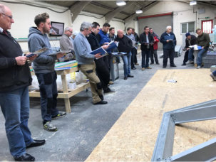 52 Installers Leka Certified with Window Warehouse