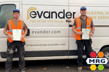 65 Evander Apprentices successfully complete industry-specific qualifications thanks to MRG Services