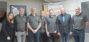 Soaring Supalite Plans For The Future With Seven Staff Promotions Fenestration News Com